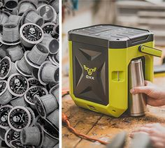 Win an OXX Coffeebox  and ONE HUNDRED Death Cups ($400 Value)