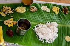 Kerala cuisine  Photos by Prasad Np of www.desitraveler.com