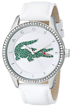 Lacoste Women's 2000893 Victoria Stainless Steel Watch Wi... https://www.amazon.com/dp/B00RW99ALM/ref=cm_sw_r_pi_dp_x_L6ONybN2R1R5W