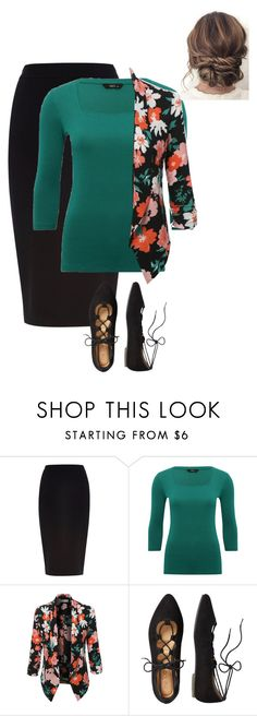 """""""Untitled #863"""" by bye18 ❤ liked on Polyvore featuring River Island, M&Co, LE3NO and TravelSmith"""