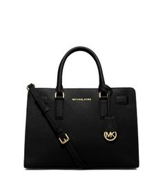 ac33bf18a16d Michael by Michael Kors Dillon Saffiano Leather Satchel X X. Glitter · Bags
