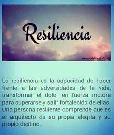 Resiliencia en el emprendimiento