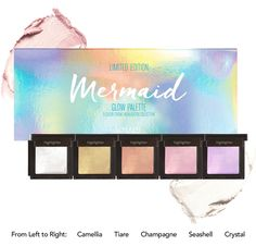 Mermaid Glow Palette | Jouer Cosmetics