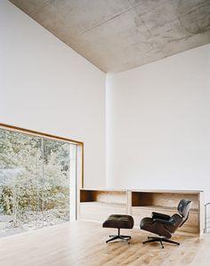 Hexahedron House by Architekturburo Stocker 7