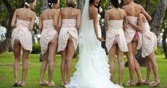 Embarrassing Facebook Wedding Fails