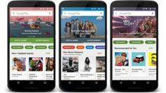 Actualizaciones de Google Play Store 2015 – 2016