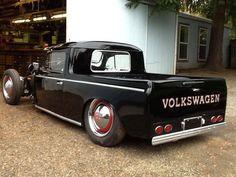 Custom VW Truck