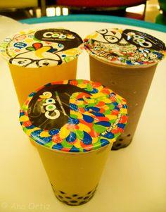 bubble teas :)