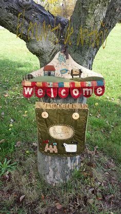 El encanto de antaño.: Perchas Mimis Cottage