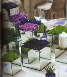 Rehearsal Dinner-centerpiece ideas