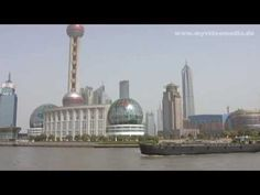 Shanghai, Huangpu River Cruise #travel  #china #video published by http://www.myvideomedia.com