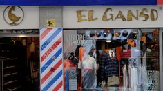 We 'discovered' El Ganso on London's Carnaby Street. This is one of their 31 boutiques found throughout Spain, and overseas in Paris, Lisbon and Santiago de Chile.