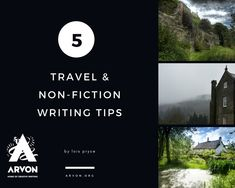 Non-Fiction writer, journalist and Arvon tutor Lois Pryce shares some useful tips on non-fiction and travel writing. #writingtips #nonfiction #writer #travelwriter #travelblogger