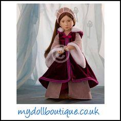 Matilda's velvet cloak
