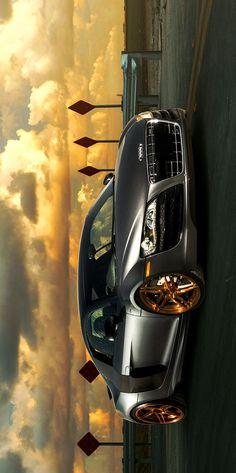 (°!°) Audi R8 V10 on ADV.1 Wheels