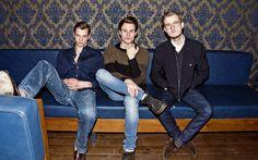 Nils, Daniel, David - gemeinsam sind sie Pool!