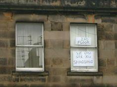 Hilarious Notes Asking Neighbors To Stop Being So Loud During Sex - Neatorama