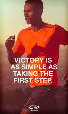 Go ahead, take the first step. You won't be able to stop.
