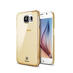 Home Prefer Baseus Ultra Hybrid Crystal Clear Scratch Resistant Air Case Phone Protective Cover for Samsung Galaxy S6 (2015)-Gloden Home Prefer http://www.amazon.com/dp/B00V4KIU2K/ref=cm_sw_r_pi_dp_gO6Bvb0YGFKPZ