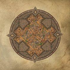Irish Celtic, Celtic Art, Celtic Shield, Celtic Designs, Ancient Civilizations, Sacred Geometry, Painting On Wood, Vikings, Symbols
