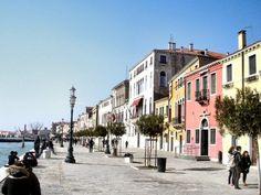 Le Zattere, Venise