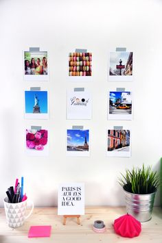 Workspace decoration idea #happyuser #polagram http://app.polagr.am Pola Style 10x12 0,39€ I 0,29£ I 0,45$ Classic 10x10 0,39€ I 0,29£ I 0,45$ Regular 10x13 0,39€ I 0,29£ I 0,45$