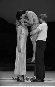 Example of Viewpoints Composition Pina Bausch, Anime In, Dance Movement, Dance Photography, Burlesque, Theater, In This Moment, Poses, Scene