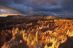Bryce Canyon Sunrise. Utah