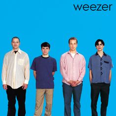 "Weezer, 'Weezer' - When it came out, Weezer's debut was merely a cool, quirky power-pop album with a couple of hit singles – ""Buddy Holly"" and ""Undone (The Sweater Song)."" But Rivers Cuomo's band influenced a legion of sad-sack punkers. Today, they stand just a step below Nirvana in the alt-rock canon."