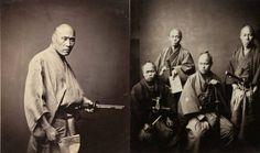 Οι Σαμουράι, ήταν ειδικά εκπαιδευμένοι στρατιώτες, που έγιναν γνωστοί από τα μέσα του 12ου αιώνα Περισσότερα