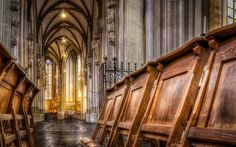 St Jan Cathedral in Den Bosch, the Netherlands More at: www.facebook.com/MichielBuijsePhotography