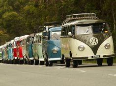 Bandwagen | Vintage Volkswagens
