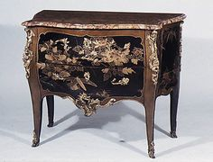 Commode  Jacques Dubois  (1694–1763)  Date: ca. 1745–49