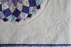 Longarm quilting by Jana Beckova - Feather & Meander Longarm Quilting, Feather, Quilts, Blanket, Deco, Scrappy Quilts, Quill, Comforters, Blankets