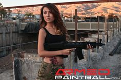Armed Paintball's Summer 2012 photoshoot. Check us out @ www.armedpaintball.com