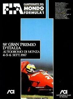 Grands Prix Itália • STATS F1