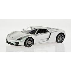 Rastar 1:14 Porsche 918 Spyder 2.4GHz R/C Car