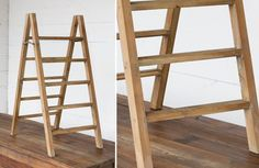 Our Vintage Tapletop Wood Ladder is for decorative use only. Use it as a Towel…