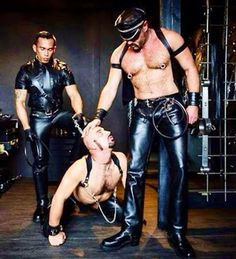 The World of Leather and Rubber Gay Guys - Community - Google+