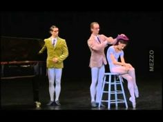 ▶ The concert - YouTube Jerome Robbins Choreography