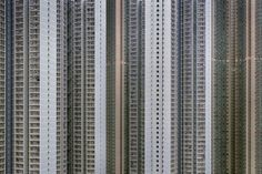 Michael Wolf: highrise and density in Hong Kong