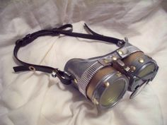 Steampunk Goggles                                                                                                                                                      More