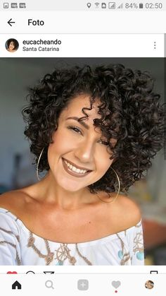 hairstyles chin length hairstyles 50 year olds hairstyles receding hairline women's to curly bob hairstyles hairstyles down short hairstyles with curly hair hairstyles extensions hairstyles tied up Haircuts For Curly Hair, Curly Hair Cuts, Curly Bob Hairstyles, Weave Hairstyles, Short Hair Cuts, Gray Hairstyles, Curly Hair Styles, Natural Hair Styles, Hairstyles Videos