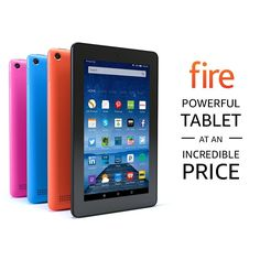 Giveaway – Fire Tablet with Alexa 7in Display 8 GB