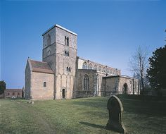 Some Anglo-Saxon buildings, such as St. Peter's Church, are still standing today. Though St. Peter's Church is now an attraction, not a functioning church, it still represents a very important aspect of Anglo-Saxon culture within the modern world.