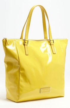 MARC BY MARC JACOBS 'Take Me' Tote available at Nordstrom. Need. For obvious reasons.