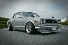 Image detail for -It looked mean as hell and took Nissan to the next level. Nicknamed ...