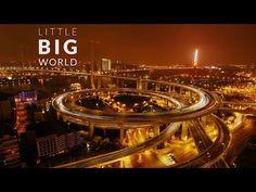 Little Big World Tilt Shift Photography, Medium Format Camera, Camera Movements, Colour Images, World, Digital, Big, Gallery, Youtube