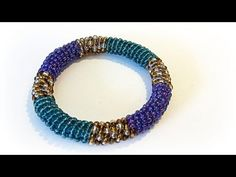 DIY: Pulseras de moda. Fashion bracelet - YouTube