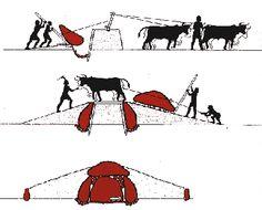 How to construct a 'hunebed'. Hoe bouw ik een hunebed?